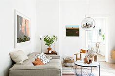 Ideas para organizar y ahorrar espacio en casa | Kenay Home | interior design | Inspiration | living room