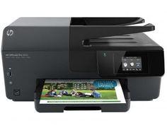 Multifuncional HP Officejet Pro 6830 - Jato de Tinta Colorido Ethernet USB e Wi-fi