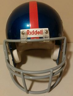 #Super Bowl XLII Riddell Authentic Helmet New York Giants New England Patriots #Riddell #NewYorkGiants