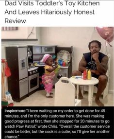 This Dad is parental goals! Love this! Really Funny Memes, Stupid Funny Memes, Funny Relatable Memes, Haha Funny, Funny Cute, Funny Posts, Funny Humor, Funny Stuff, Hilarious Sayings