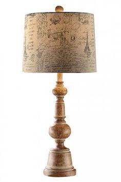Samana Table Lamp - Table Lamps - Lamps - Lighting | HomeDecorators.com