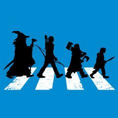 Mordor Road