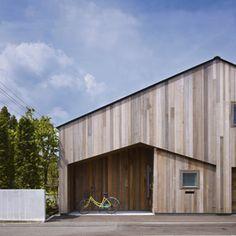 髙木貴間建築設計事務所 | yoshichika takagi + associates