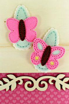 Introducing Seasonal Stitches Butterflies
