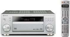Pioneer VSX-1015S - My first home cinema receiver.