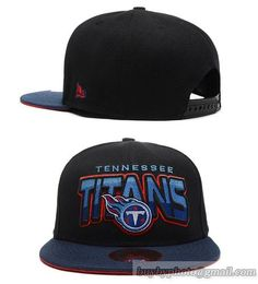 Tennessee Titans Snapback Black Navy 9Fifty Caps 867b0dbc5752