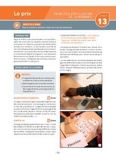 Une activité détaillée pour découvrir et comprendre la notion de prix au cycle 2. Le Prix, Cycle 2, Maths, Childhood, Exercise