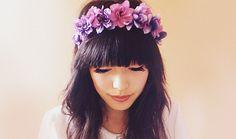 DIY: Haz tu propio cintillo de flores
