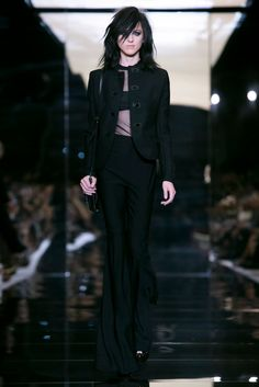 A look from the Tom Ford Spring 2015 RTW collection.