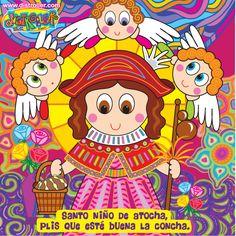 Santo Niño de Atocha www.distroller.com