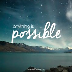 """""""It always seems impossible until its done."""" - Nelson Mandela."""