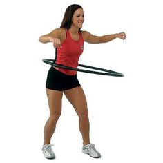 You can use this routine to add fun and excitement to your usual cardio workout. Cardio, Fitness Goals, Health Fitness, Hula Hoop Workout, High Intensity Interval Training, Fitness Inspiration, Exercise, Gym, Running