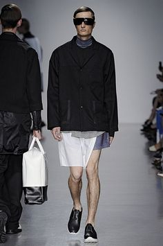 Agi & Sam LCM SS14 Normcore, Sporty, London, Collections, Men, Style, Fashion, Swag, Moda
