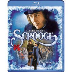 Best Christmas Movies - Scrooge with Albert Finney