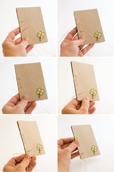 Book Binding Tutorial with Embroidered Cover Design Ttribe Apparel Eye Makeup Art, Blue Eye Makeup, Makeup For Brown Eyes, Diy Old Books, Beginners Eye Makeup, Notebook Covers, Japanese Books, Handmade Books, Book Binding