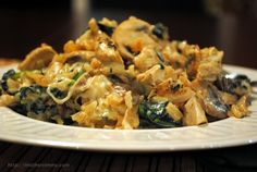 Chicken Casserole Recipes Without Canned Soup - Simplemost
