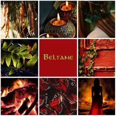 Beltane or Beltain is the Gaelic May Day festival. Beltane moodboard Days and holidays: Witchcraft Spells For Beginners, Pagan Witchcraft, Magick, Wiccan, Pagan Festivals, Celtic Goddess, May Days, Sabbats, Witch Aesthetic