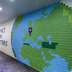 Take a look at Deloitte Davos 2015 Installation: #ImpactThatMatters. Find out more at www.deloitte.com/ImpactThatMatters  Day 1