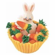 cute. save candy corn for Easter too