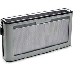 Bose® SoundLink® Bluetooth Speaker III Cover (Gray).  #Bose # #SoundLink #Bluetooth #Speaker