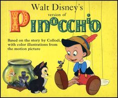 "The plot of the film involves an old wood-carver named Geppetto who carves a wooden puppet named Pinocchio. The puppet is brought to life by a blue fairy, who informs him that he can become a real boy if he proves himself to be ""brave, truthful, and unselfish"". Pinocchio's efforts to become a real boy involve encounters with a host of unsavory characters. The film was adapted by Aurelius Battaglia, William Cottrell, Otto Englander, Erdman Penner, Joseph Sabo, Ted Sears, and Webb Smith"