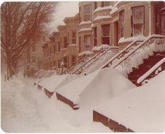 Bay Ridge ~ Blizzard of '77