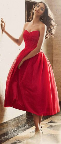 Red Short Prom Dresses Homecoming Dress