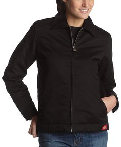 cc0a40f127b0e Shop a great selection of Dickies Women s Eisenhower Jacket. Find new offer  and Similar products for Dickies Women s Eisenhower Jacket.