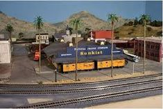 Image result for los angeles port scale railroad
