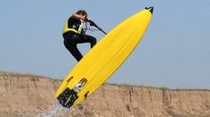 PowerSki Jetboard, pretty cool!