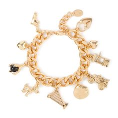 Whimsical Charms Bracelet | Claire's