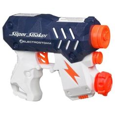 nerf super soaker - My little boy would love this!