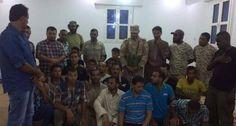 تحرير عمال مصريين مختطفين في ليبيا