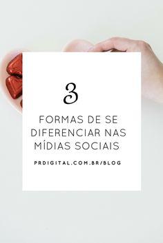5 Formas de se Diferenciar nas Mídias Sociais