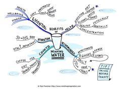 Mapa pamięci wody