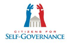 Citizens for Self Governance- Great Website for Constitutional Conservatives, promoting a case for a Convention of States to reign in the out of control Federal Bureaucracy.