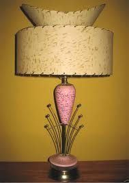 This is an ugly lamp.. . . I LOVE IT!