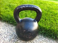How to Get Started with Kettlebells - No gym membership required, just one piece of equipment!