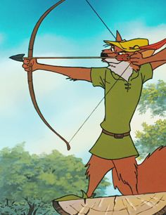 most underrated disney movie- robin hood- i really really loved this when i was younger & ive always wondered why it's not more popular! Disney And More, Disney Love, Disney Magic, Disney And Dreamworks, Disney Pixar, Robin Hood 1973, Robin Hoods, Disneyland, Arte Nerd