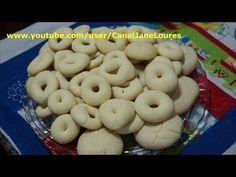 Portuguese Biscoitos recipe - YouTube