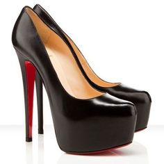 Louboutin Louboutin-one day I will own a pair of these ridiculously overpriced shoes =)