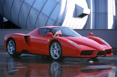 Ferrari Enzo has a price tag of over $650,000
