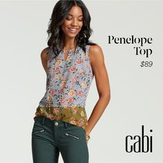 cabi Spring 2018 Fashion Flash items, available to order beginning January 1. jeanettemurphey.cabionline.com, open 24/7