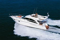 Puerto Banus Motor Boat Charter – Princess 42 Flybridge