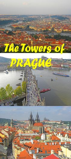 Guide and Photo Essay on the best towers to visit in Prague: http://bbqboy.net/photo-essay-towers-prague/ #prague #czechrepublic