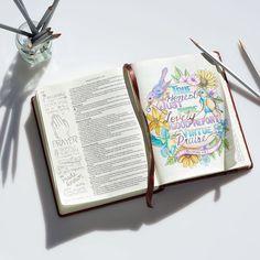 #christianartgifts #christianart #creativebible #mycreativebible @cagifts #biblejournaling #biblejournalingcommunity #biblejournal http://ift.tt/1KAavV3