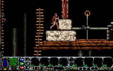 Download Inner Worlds action for DOS (1996) - Abandonware DOS
