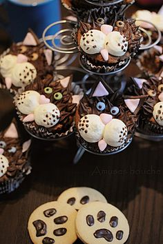 cupcake chat (amuse bouche)