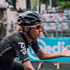 974656e2e3 source instagram teamsky That feeling when you've climbed the last mountain  of #Giro100