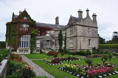 Muckross House, Killarney, Ireland. An authentic working farm...a must see!!